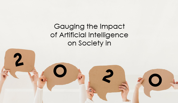 Impact of AI on society