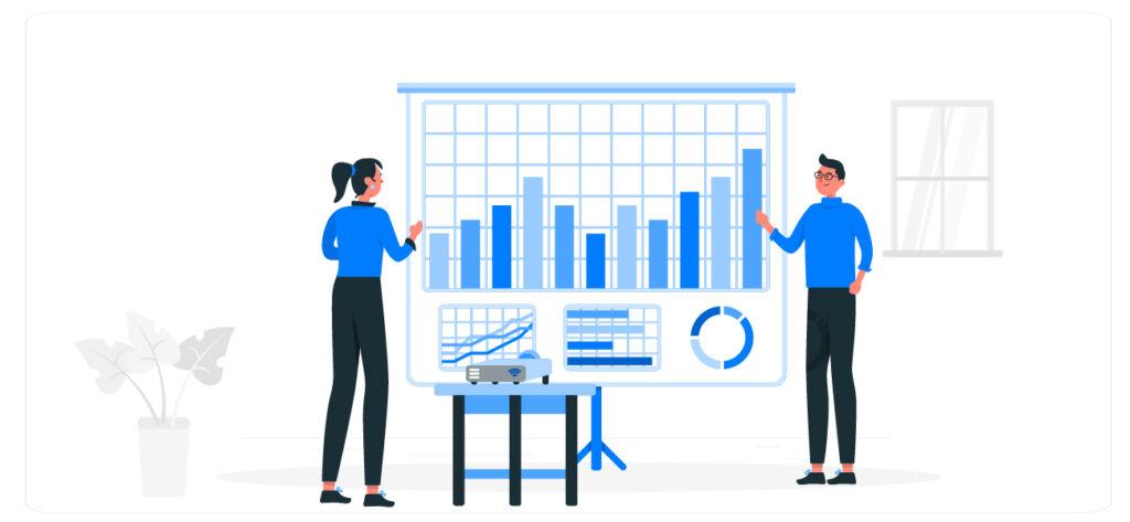 union of AI and data analytics